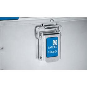 Zarges Eurobox Aluminium Box 240l